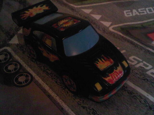 File:McDonald's green car.jpg
