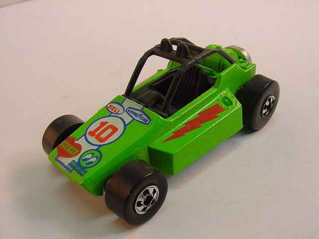 File:Rock buster flyin color Green BW.jpg