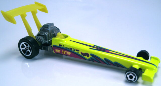 File:Driven to the max dragster racing world 5pack 1997.JPG