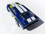 '71 Mustang Funny Car rear