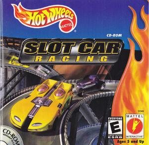 HotWheels Slot Car Racing Cover