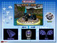 Screamin' Hauler was Playable in Hot Wheels Mechanix PC 2001 Original Colors Game