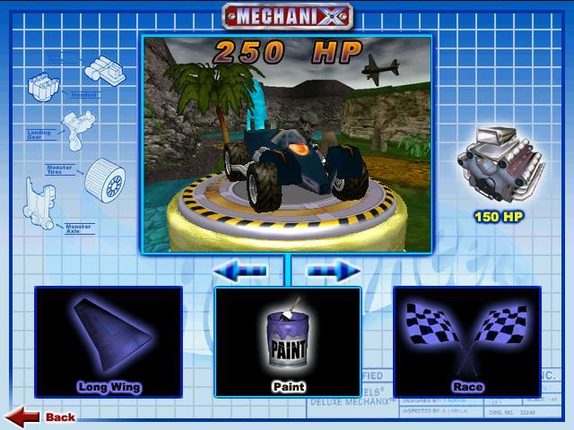 File:Screamin' Hauler was Playable in Hot Wheels Mechanix PC 2001 Original Colors Game.JPG