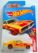 69 Dodge Charger - Flames 1 - 16 Cx