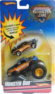 Monster Duo - Hot Wheels