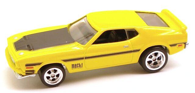 File:71MustangMach1 LG Yellow.JPG