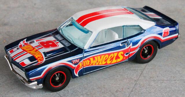File:71 Ford Maverick Grabber - 12 HW Racing $UPER.JPG
