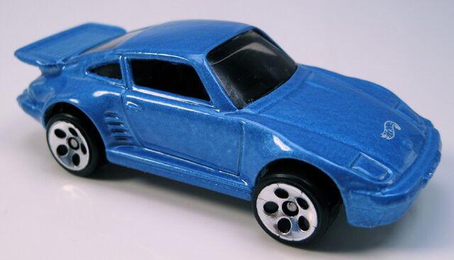File:Porsche 930 blue with 5dot wheels.JPG