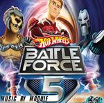 Battle force 5 soundtrack