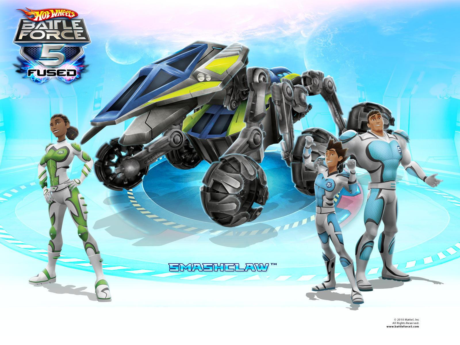 SmashClaw | Hot Wheels Battle Force 5 Wiki | FANDOM ...
