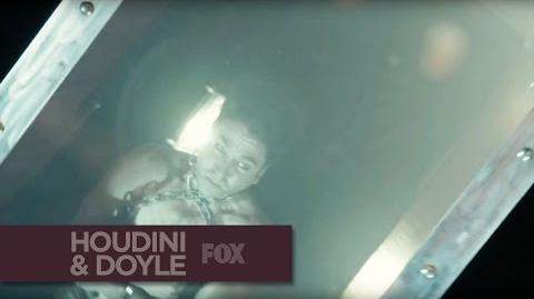 """HOUDINI & DOYLE - The Great Escape from """"The Maggie's Redress"""" - FOX BROADCASTING"""