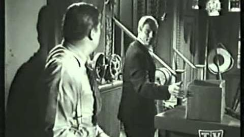 """The Alfred Hitchcock Hour """"I'll Be Judge - I'll Be Jury"""" (1963)"""