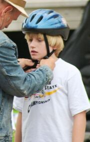 382px-Nathan Gamble at the set of 25 Hill in Cleveland, July 2010