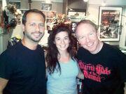 Sal, Leyla & Richard Christy