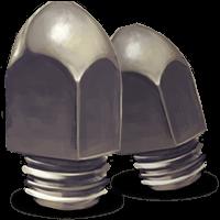 Horseshoe studs
