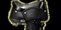High-end saddle