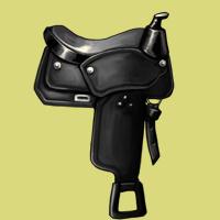 High end saddle