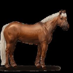 Quarter Horse Fuchs mit heller Mähne.png
