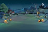 Halloween Howrse Hintergrund