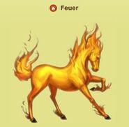 Feuer Altes Design