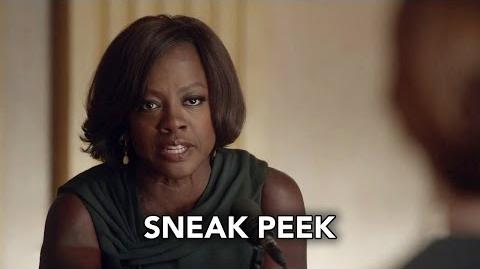 """How to Get Away with Murder 2x02 Sneak Peek """"She's Dying"""" (HD)"""