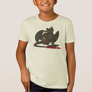 Hiccup & Toothless T-Shirt