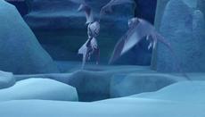 Snow-wraith teamwork