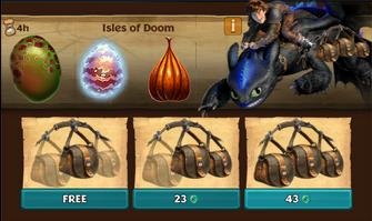 Isle of Doom ROB
