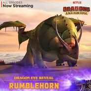 Rumblehorn Reveal