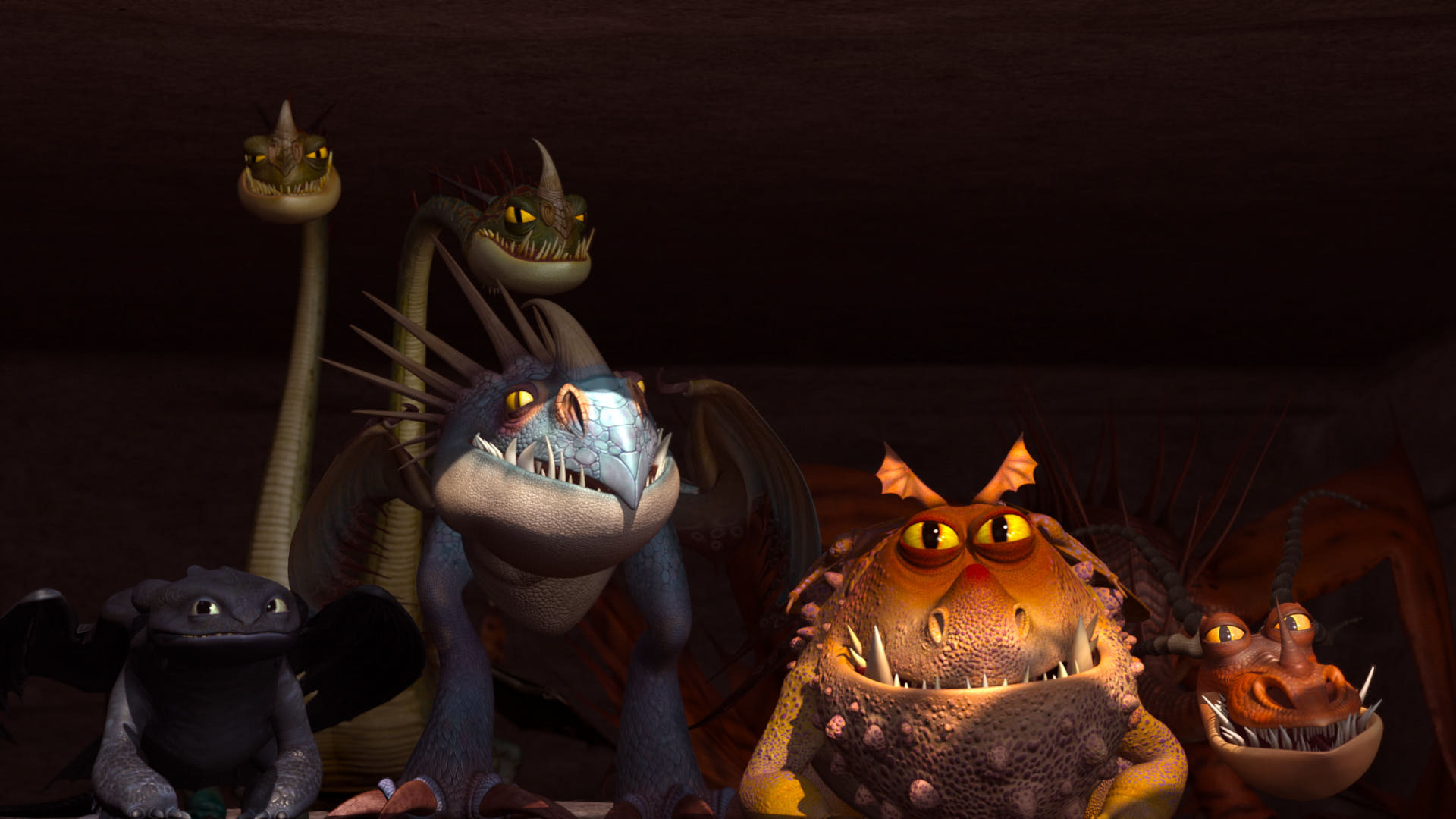 how to train your dragon tv series season 4