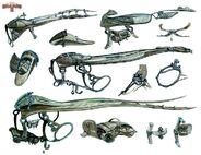Dragon saddle