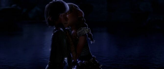 Astrid And Hiccup S Relationship How To Train Your