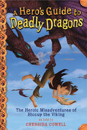 A Hero's Guide to Deadly Dragons Different Cover