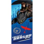 How To Train Your Dragon 2 Taking Flight 28 x 58 Licensed Beach Towel