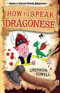 How to Speak Dragonese Different Cover