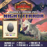 Night terror promo