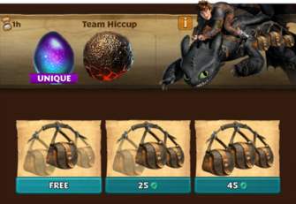 Team Hiccup Day 1