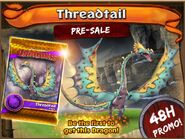 Threadtail dragon promo