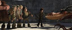 Hiccup+Hookfang