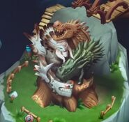 RoB - Legendary Dragon Carving