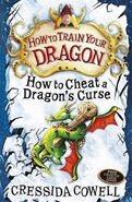 How to Cheat a Dragon's Curse Newer British Cover