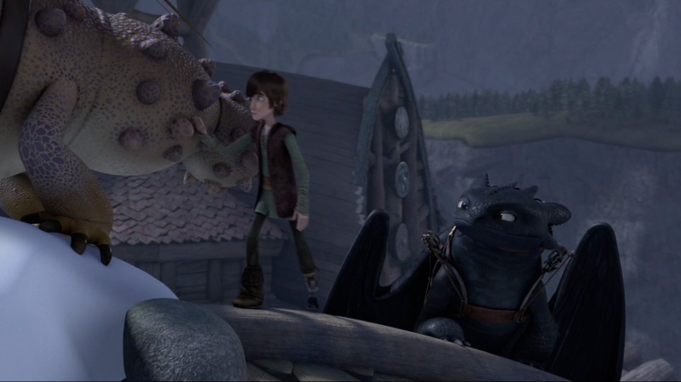 how to train your dragon wiki toothless