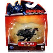 Defenders of Berk Mini Dragons, Toothless Night Strike
