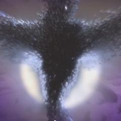 Dragón conformado por todo el grupo