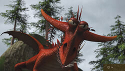 Changewing | How to Train Your Dragon Wiki | FANDOM ...