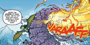 Comic dragon 1