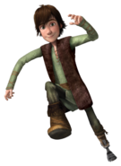 Hiccup with prosthetic