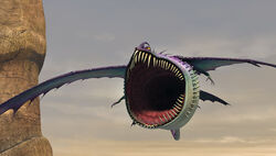Dragon firetype thunderdrum