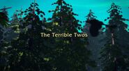 The Terrible Twos title card