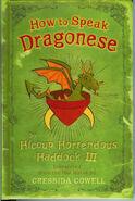 How to Speak Dragonese Cover